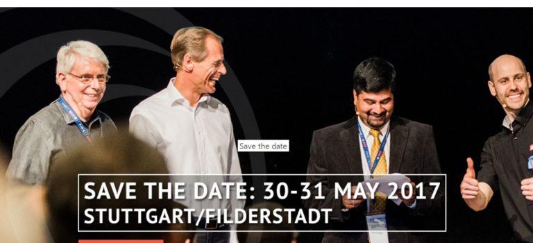 """""""Refactoring your company"""" – Mein Vortrag auf dem Scrum Day in Stuttgart am 31.05.17."""